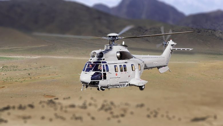 Airbus-Helicopters-Super-Puma-AS332-C1e-Helicopter
