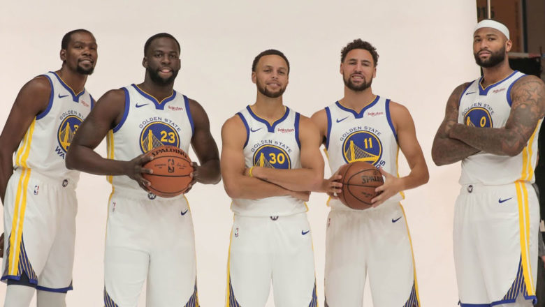 NBA : Golden State